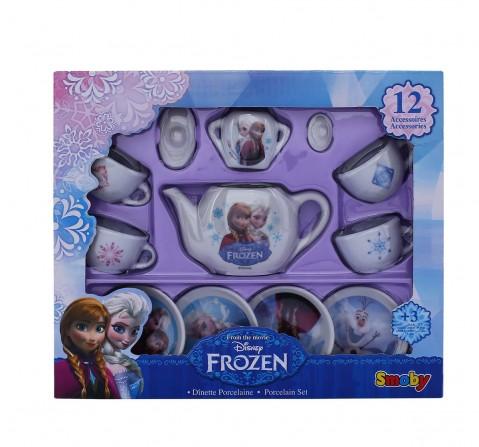 Disney Frozen Porcelain Set, Multi Color Kitchen Sets & Appliances for Girls age 3Y+