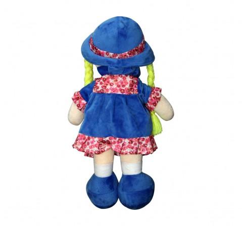 Soft Buddies Veronica Medium Doll & Puppets for Kids age 12M+ 67 Cm