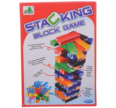 Comdaq Stacking Block Game, 4Y+