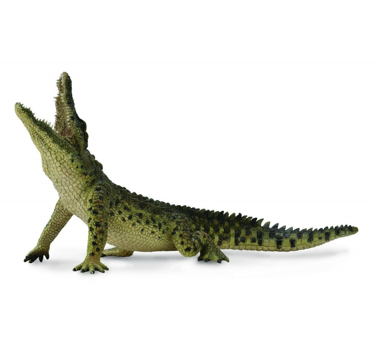 Collecta Wildlife Nile Leaping Crocodile Animal Figure for Kids age 3Y+