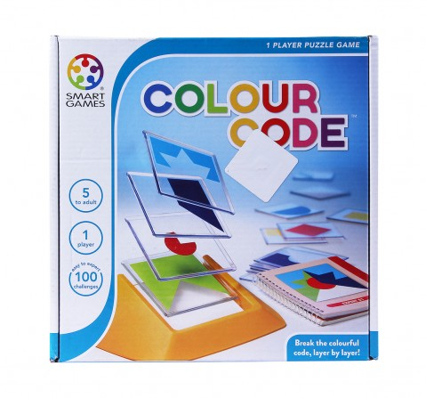 Smart Games Colour Code  for Kids age 5Y+