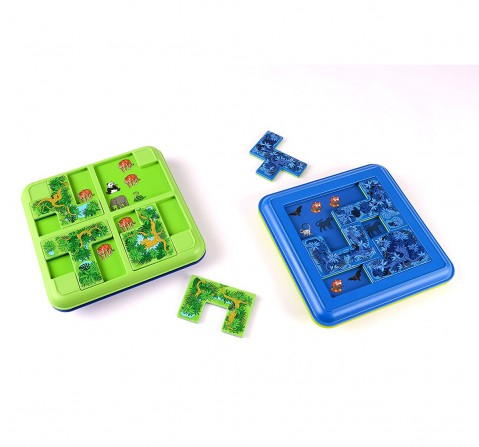 Smart Games Jungle Hide And Seek for Kids age 3Y+