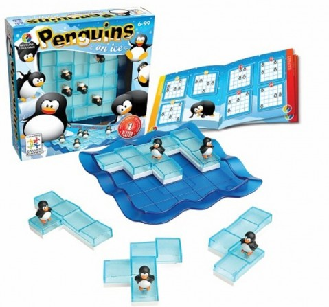 Smart Games Penguins On Ice for Kids age 6Y+