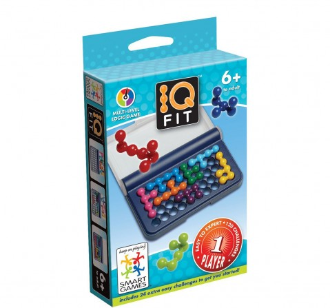Smart Games IQ Fit  for Kids age 6Y+