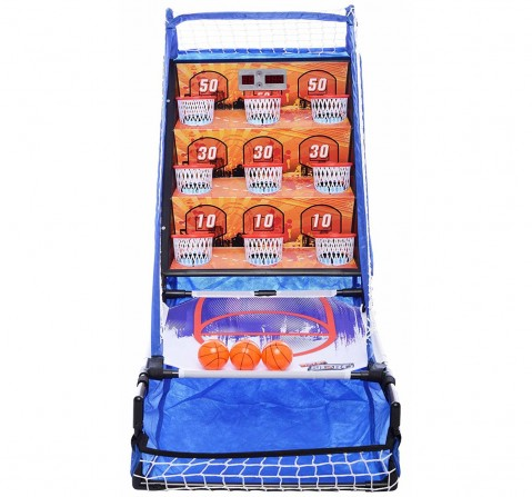 Hostfull Basketball Game with Score 2-Players Indoor Sports for Kids age 5Y+