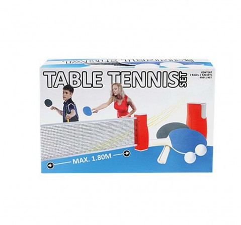Hostfull Retractable Table Tennis Outdoor Sports for Kids age 5Y+