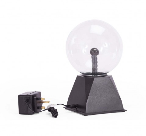 """Red5  White Plasma Ball - 6"""" Electronics Accessories for Kids age 3Y+"""