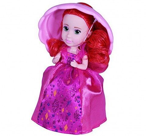 Cupcake Surprise Dolls Princess - Marilyn Doll Collectible for Kids age 3Y+