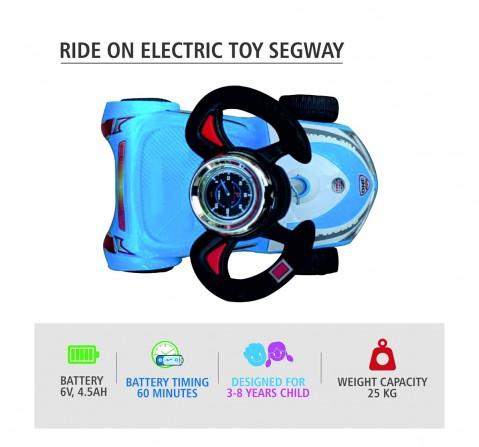 Megawheels Scooty Rideon for Kids age 3Y+ (Blue)