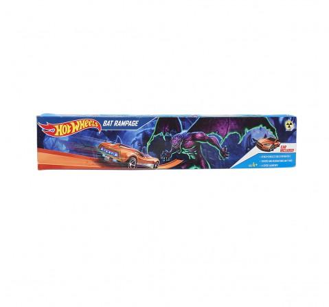 Hot Wheels Bat Rampage Trackset Tracksets & Train Sets for Kids age 4Y+