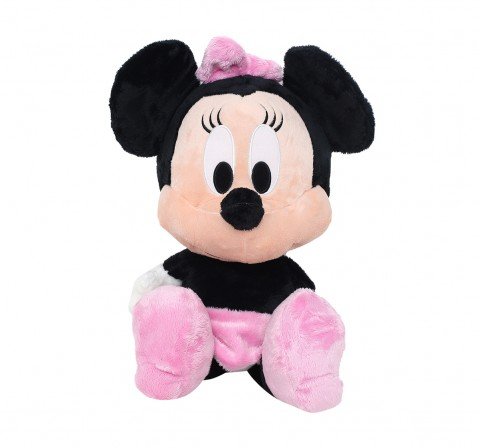 Disney Minnie Floppy Big Head 20 Inch Soft Toy for Kids age 3Y+
