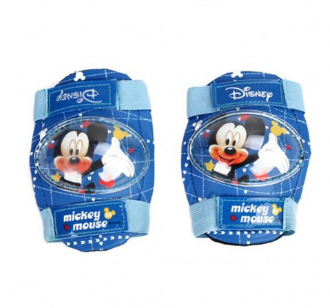Disney Blue Mickey Bicycle and Skating 6-Piece Protection Set Ball Sports & Accessories for Kids age 5Y+