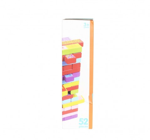 Mi 3 In 1 Stacking Picture Blocks Games for Kids age 3Y+