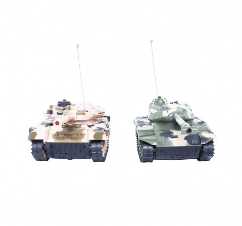 Grk Battle Tank Combo Interactive Remote Control Toys for Kids age 3Y+