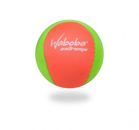 Waboba Extreme Brights Bouncing Ball Sports & Accessories for Kids age 3Y+ (Orange/Yellow)
