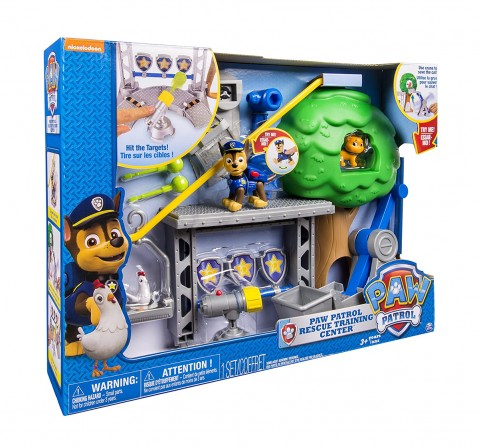 Paw Patrol Rescue Training Centre Activity Toys for Kids age 3Y+
