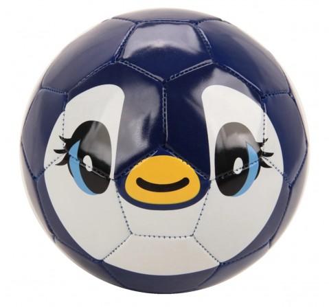 Super-K 2# Animal Design Pvc Machine Stitched Football, 2Y+