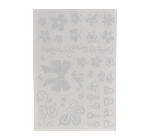 Hamleys Luvley Glittertastic Tattoo Refill  Toileteries and Makeup for Girls age 6Y+