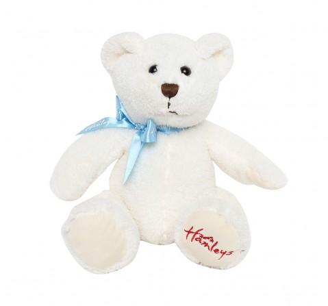 Hamleys Muffin Bear , White Teddy Bears for Kids age 0M+ - 13 Cm (White)