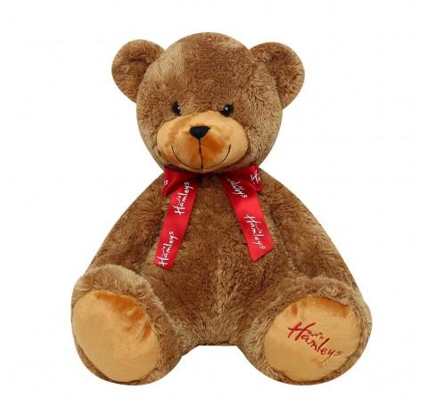 Hamleys Brown Florentine Teddy Bear for Kids age 3Y+ 46 Cm