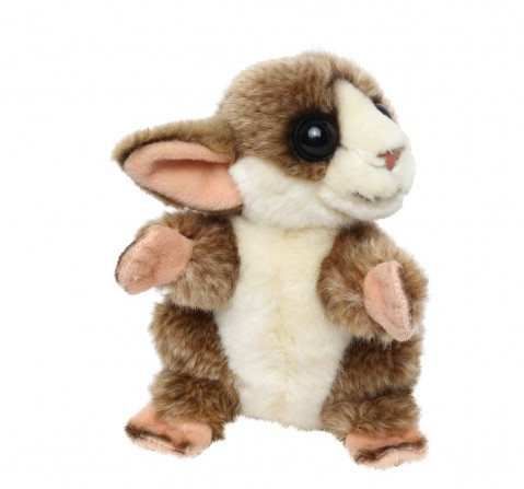 Hamleys Bulan Bush Baby Soft Toy Animals & Birds for Kids age 3Y+ 16 Cm