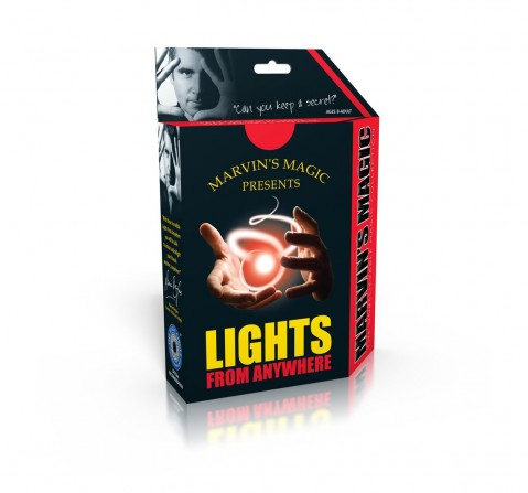 Hamleys Marvin'S Magic Lights From Anywhere Adult Impulse Toys for Kids age 8Y+
