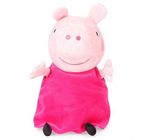 Peppa Pig Granny 30 Cm Soft Toy for Kids age 3Y+ (Pink)