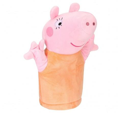 Peppa Pig Mummy 26 Cm Soft Toy for Kids age 3Y+ (Orange)