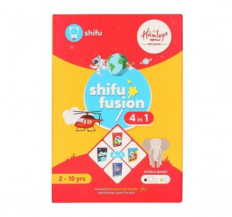 Playshifu Shifu Fusion 4 In 1  Science Kits for Kids age 2Y+