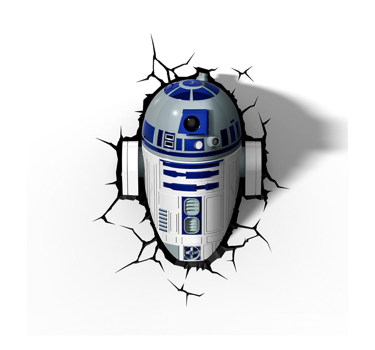 Star Wars Star Wars R2-D2 3D Deco Light for Boys age 5Y+