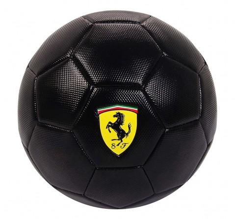 Ferrari Soccer Ball Size 5, Sports & Accessories for Kids age 3Y+ (Black)