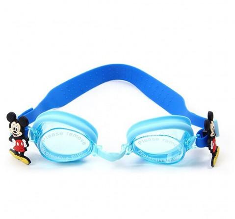 Disney Mesuca mickey Kid Goggles , Blue, 4Y+