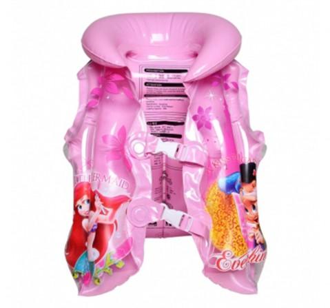 Disney Mesuca Princess Inflatable Swimming Suit , Blue, 2Y+