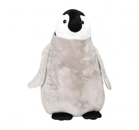 Hamleys Pedro Penguin Soft Toy (Gray)  age 3Y+ - 59 Cm