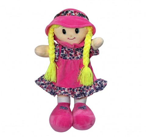 Soft Buddies Rag doll , Unisex, 1Y+(Multicolour)