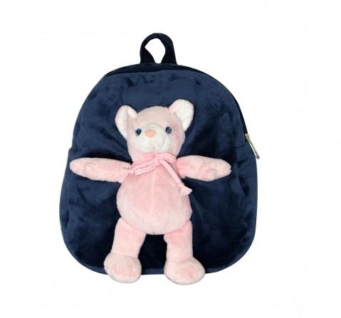 Soft Buddies Animal Bags For Kids, Unisex, 1Y+(Multicolour)