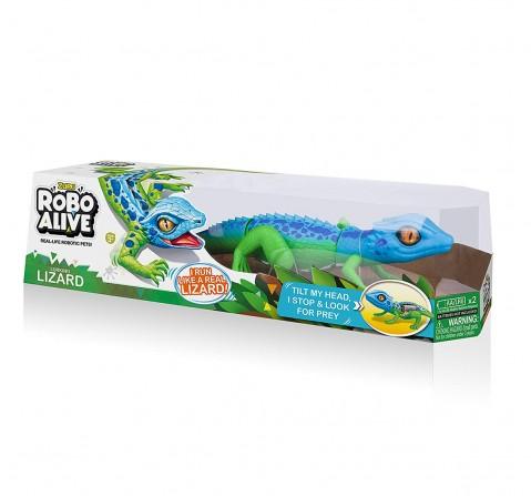 Zuru Robo Alive Lizard Color May Vary Robotics for Kids age 3Y+