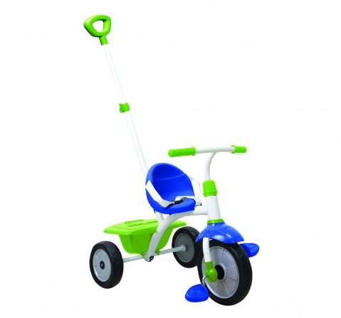 Smart Trike Fun, Green/Blue/White Bikes for Kids age 10M+