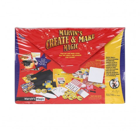 Marvin'S Magic Create And Make Magic Impulse Toys for Kids age 5Y+