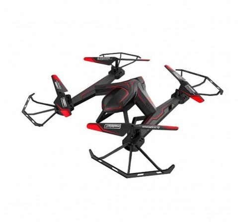 Modelart Black Quadcam 4 Channel Quad Copter Remote Control Toys for Kids age 14Y+