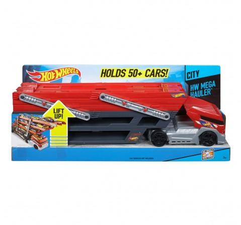 Hot Wheels Mega Hauler Truck, Boys, 3Y+ (Multicolor)