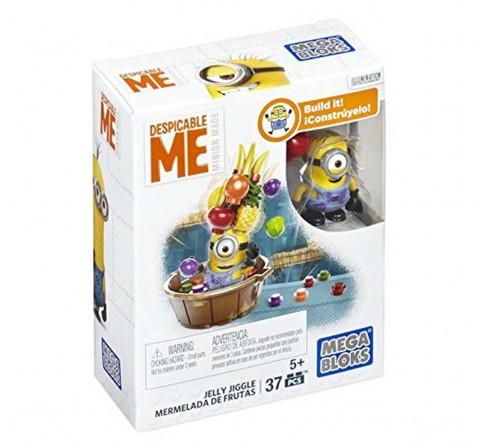 Mega Blocks Fun Pack, Multi Color Toddler Blocks for Kids age 5Y+