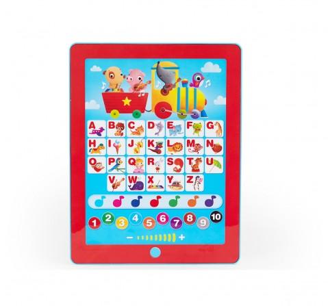 Comdaq AZ Kids' Pad My First Abc Learning Toy for Kids age 3Y+