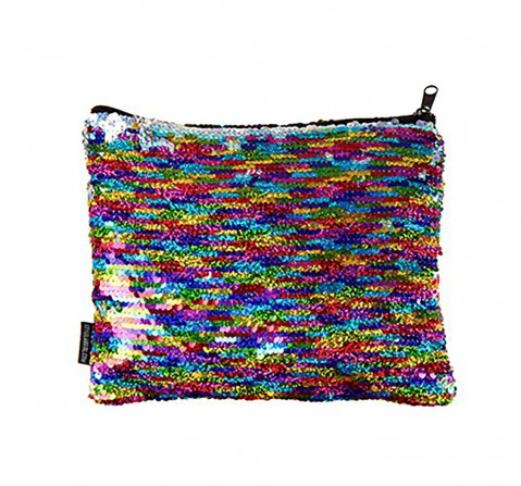 Fashion Angels Magic Sequin Pouch - Rainbow Pencil Pouches & Boxes for Girls age 3Y+