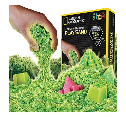 National Geographic Play Sand for Kids age 3Y+