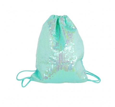 Luvley Vivid Ballet Mint Drawstring Bag Girls Accessories age 3Y+