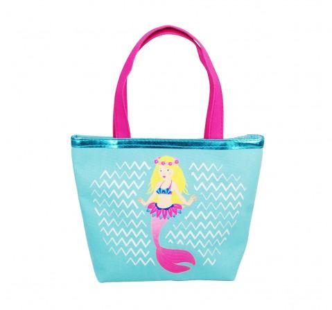 Luvley Hamleys Mermaid Shoulder Bag-Blue Girls Accessories  age 3Y+ (Blue)