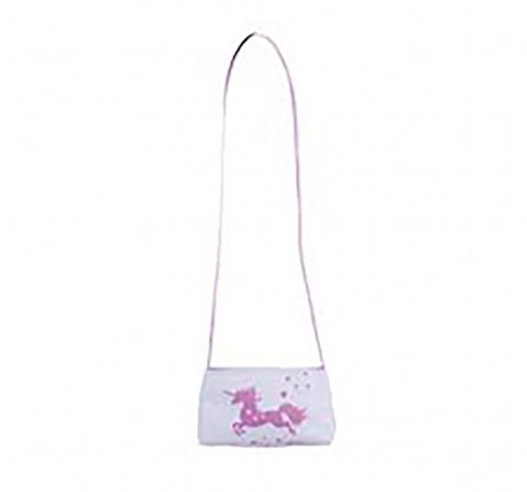 Luvely Unicorn Shoulder Bag-Lilac Girls Accessories  age 3Y+
