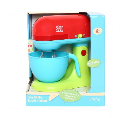 Hamleys Play Time Food Mixer Toy Kitchen Sets & Appliances for Girls age 3Y+