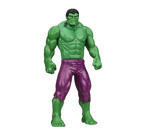 Marvel The Hulk The Avengers  age 4Y+
